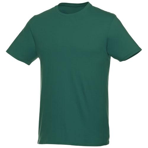 Basis t-shirt med logo, herre, model Hero skovgron