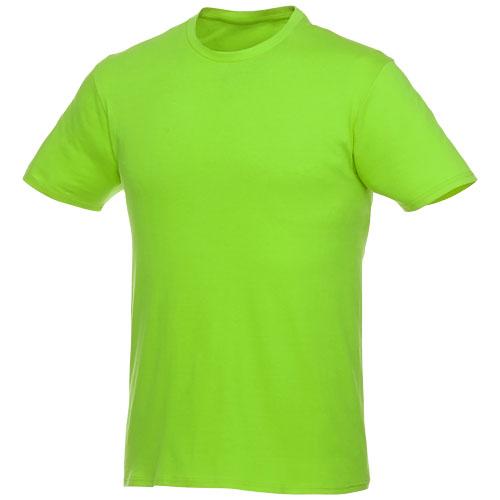 Basis t-shirt med logo, herre, model Hero