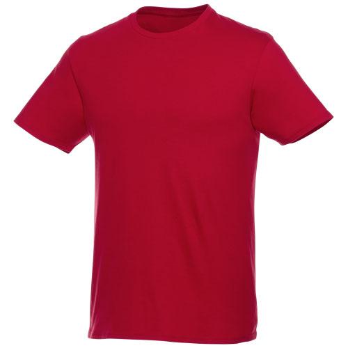 Basis t-shirt med logo, herre, model Hero rod