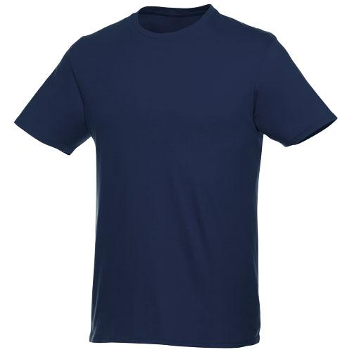 Basis t-shirt med logo, herre, model Hero marine