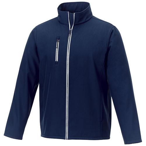 Basis jakke med logo, model Orion navy