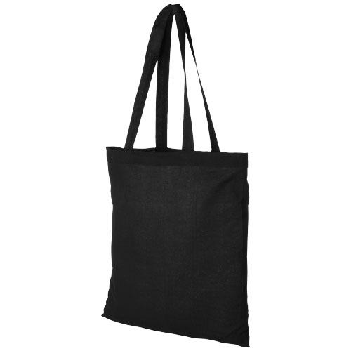 Mulepose med tryk, model Peru sort