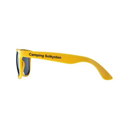 Solbriller med logo, model Sun Ray