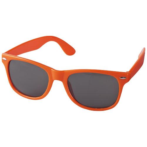 Solbriller med logo, model Sun Ray orange