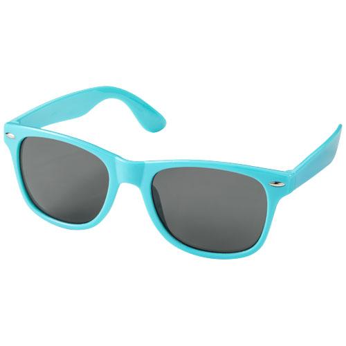 Solbriller med logo, model Sun Ray aqua