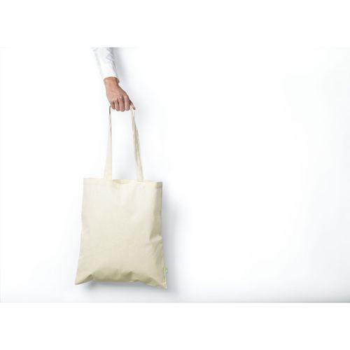 ØKO mulepose med tryk, model Anna