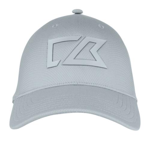Cap med Cutter & Buck logo, model Gamble Sands grå