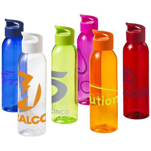 Vandflaske med logo, 650 ml, model Sky