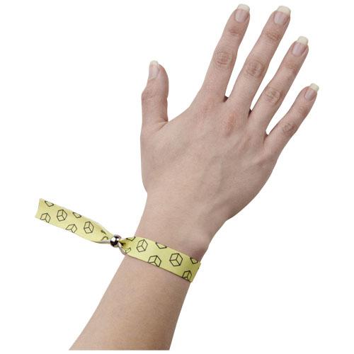 Festival armbånd med sublimations tryk, model Eek