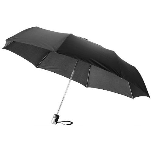 Paraply med logo model alex sort
