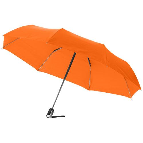 Paraply med logo model alex orange