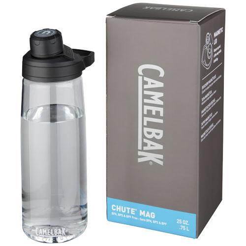 Camelbak sportsflaske med logo Chute Mag klar