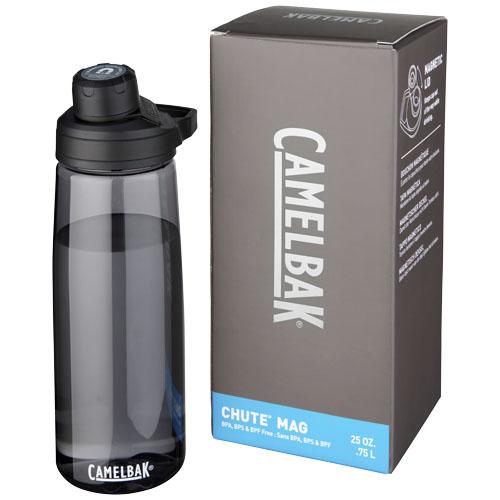 Camelbak sportsflaske med logo Chute Mag sort