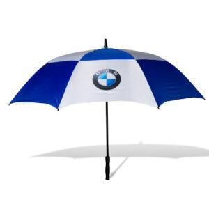 Golfparaply med logo model Cirrus