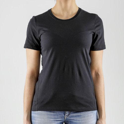 T-shirt med logo, dame, model Deft 2.0, Craft sort