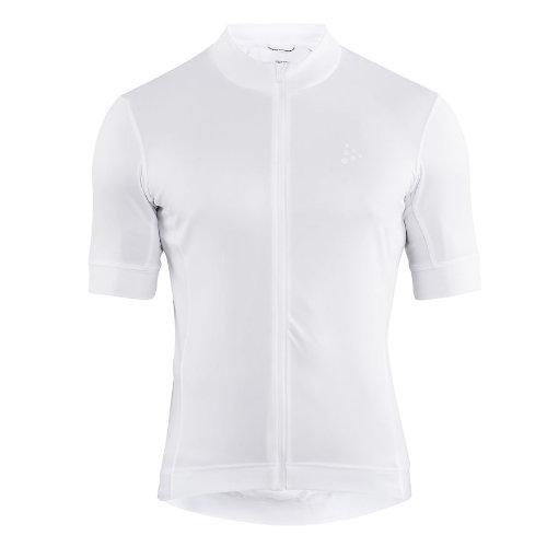 Cykeltrøje, herre, model Essence, Craft hvid
