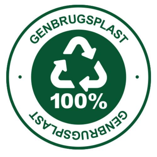 Genbrug logo