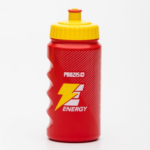 EUROBOTTLE drikkedunk med logo, 500 ml, model Grip