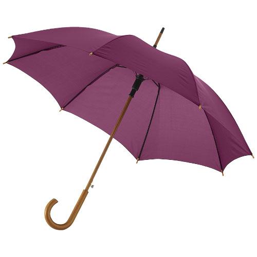 Paraply med logo model Kyle lilla