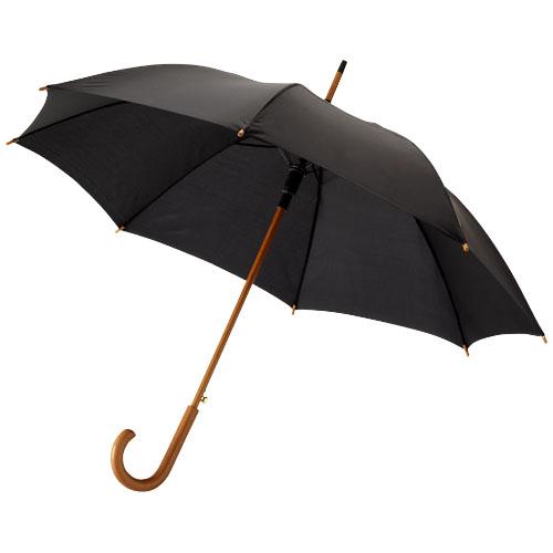 Paraply med logo model Kyle sort