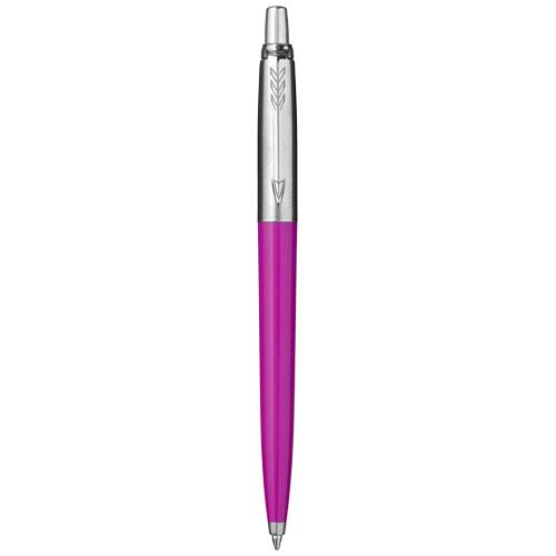 Parker kuglepen med logo, model Jotter pink