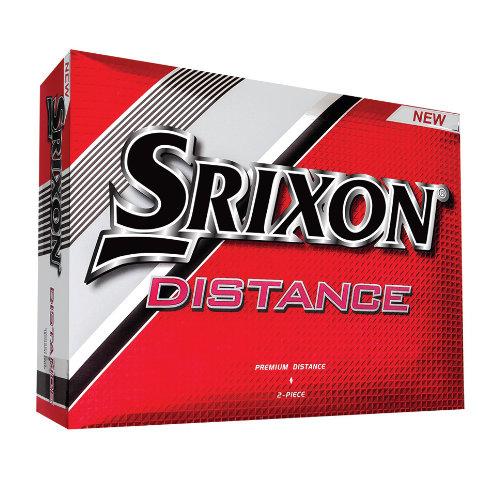 Srixon Distance golfbolde med logo