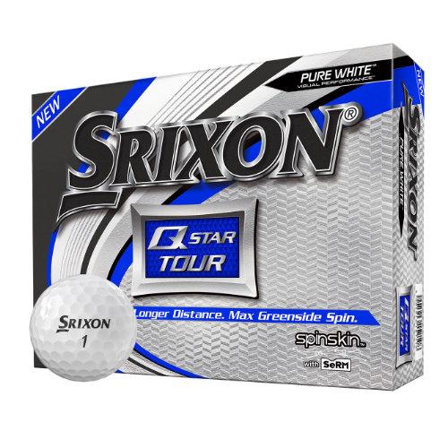 Srixon Q Star golfbolde med logo