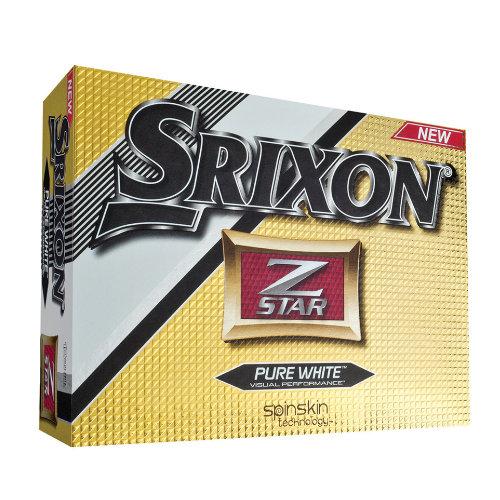 Srixon Z Star golfbolde med logo