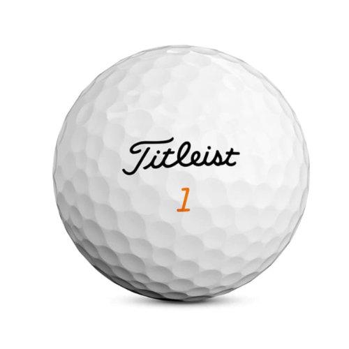 Titleist golfbolde med logo