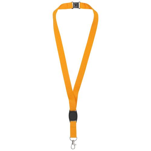 Keyhanger med logo orange