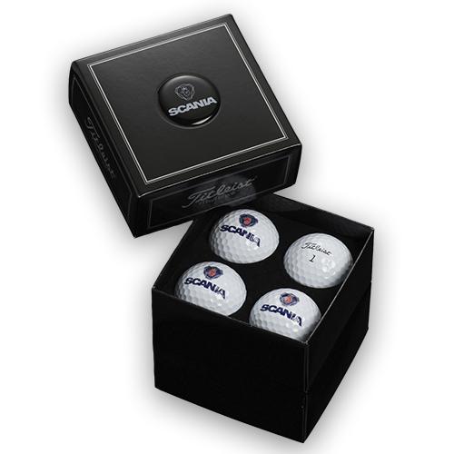 Golf gaveæske med logo Titleist