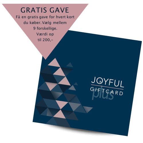 Joyful gavekort