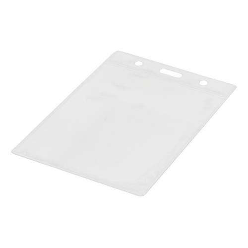Plastiklomme til ID kort, uden tryk, model Lorenzo