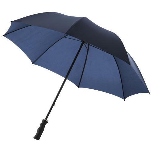 Stor paraply med logo, Ø 130 cm, model Zeke