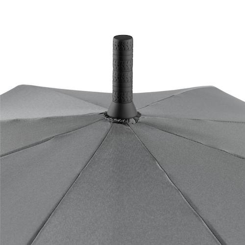 Stor paraply med logo, Ø 133 cm, model FARE golf