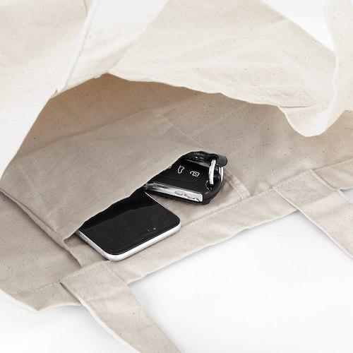 Mulepose med tryk, ekstra kraftig kvalitet, model Beto