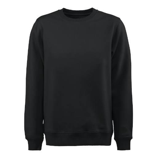Sweatshirt med logo, unisex, model softball