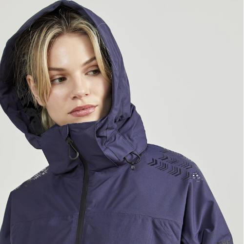 Vinterjakke med logo, dame, model CORE 2L Insulation, Craft