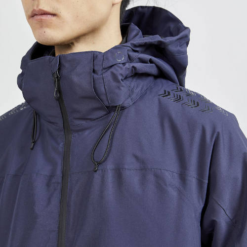 Vinterjakke med logo, herre, model CORE 2L Insulation, Craft