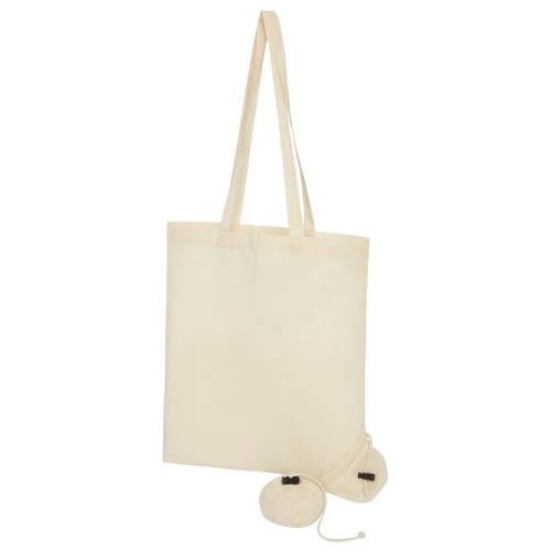 Mulepose med tryk, foldbar, model Patna