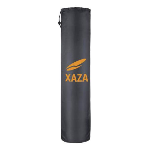 Fitness- og yogamåtte i taske med logo, model Cobra