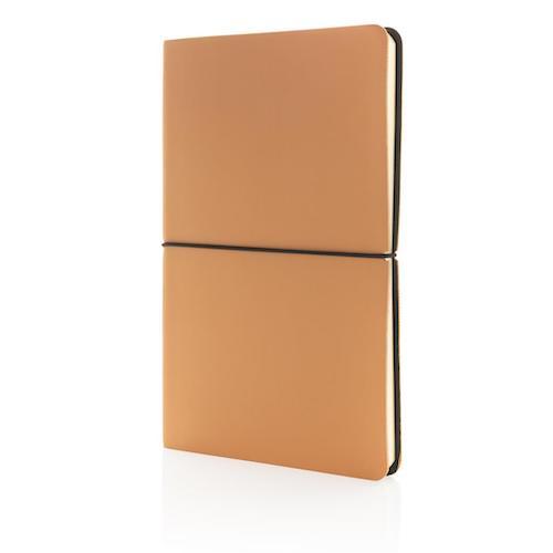 Notesbog med tryk a5