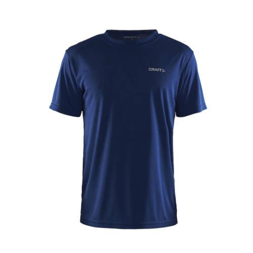 Løbe t-shirt med logo, model Prime, Craft