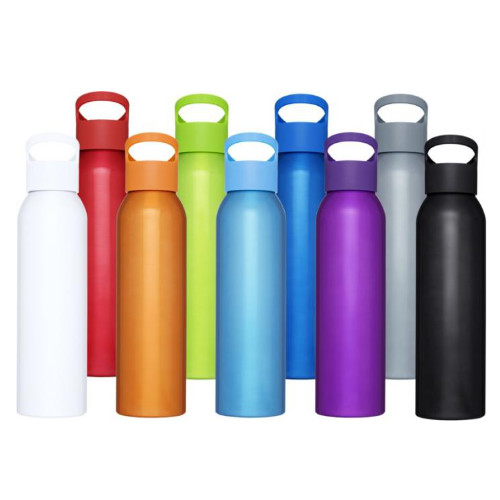 Alu-vandflaske-med-logo-sky-farver