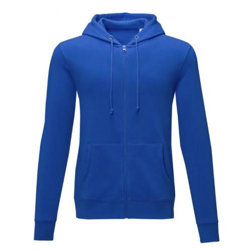 Haettetroeje-med-logo-model-Theron-blå