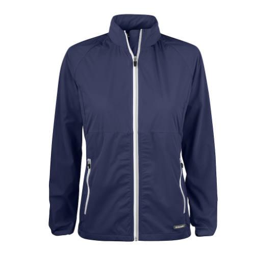 Softshell-jakke-med-logo-Cutter-Buck-Kamloops-dame-navy