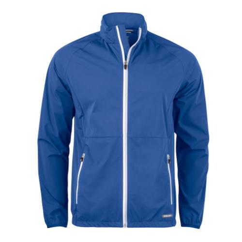 Softshell-jakke-med-logo-Cutter-Buck-Kamloops-herre-blå