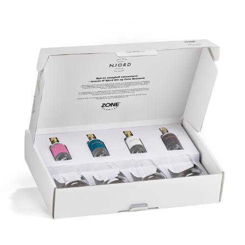 Gin tasting box