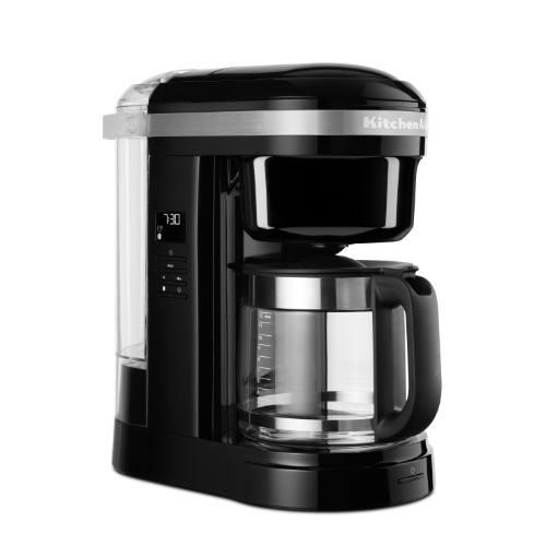 KitchenAid kaffemaskine sort