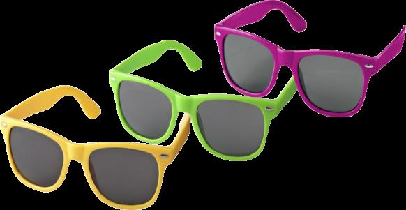 Solbriller med logo tryk